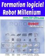 Formation logiciel Robot Millenium