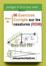 exercices corrigés résistance des matériaux