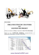 polycopie organisation et gestion de projet