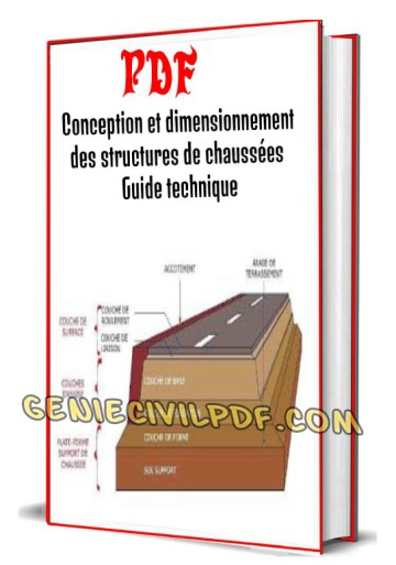 conception et dimensionnement des structures de chaussée