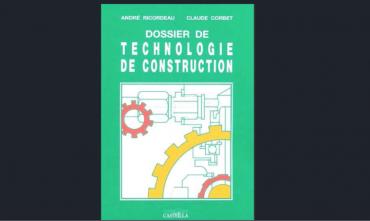 Livre Dossier de Technologie de Construction en PDF