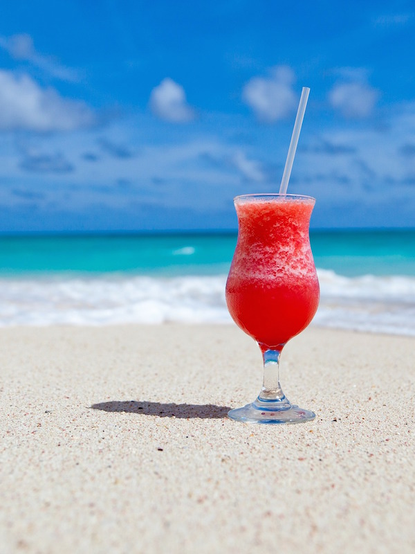 Make sure you have a cocktail on the beach, watching the sea lap at your toes when you get an amazing travel deal with Genie Traveler.