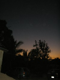 Sky at Twilight