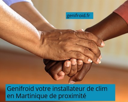 genifroid installateur de clim en Martinique