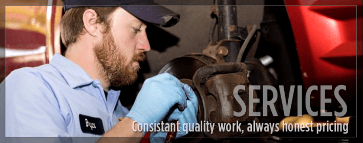 Genin's Auto Care Madison WI | Services