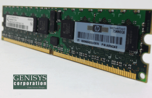 AB563A HP 2GB DDR2 SDRAM Memory at Genisys