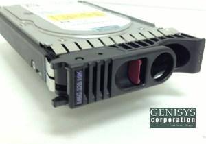 AB422A HP Ultra320 SCSI Internal Hard Drive at Genisys