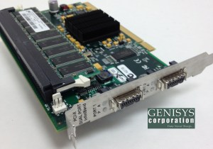 HP AB286A 2-port InfiniBand host channel adapter, PCI-X at Genisys