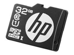 HP 700139-B21 32GB microSD Mainstream Flash Media Kit at Genisys