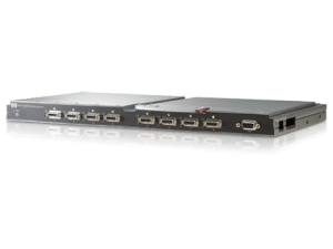 489184-B21 HP 4X QDR InfiniBand Switch Module for c-Class BladeSystem