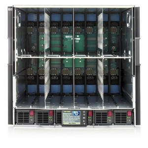 507014-B21 BladeSystem BLc7000 Rackmount Enclosure