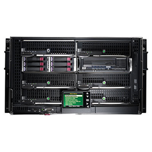508665-B21 BladeSystem c3000 Rackmount Enclosure