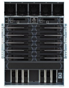 589479-B21 QLogic InfiniBand QDR 324-port Switch Chassis