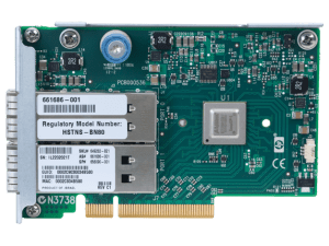 649281-B21 HP InfiniBand FDR/EN 10/40Gb Dual Port 544QSFP Adapter