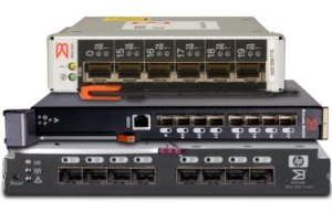 Brocade Blade Server SAN I/O Module at Genisys