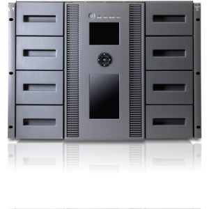 AU300A HP Tape Library at Genisys