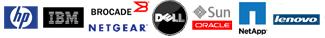 HP IBM Cisco Oracle Dell Brocade Lenovo at Genisys
