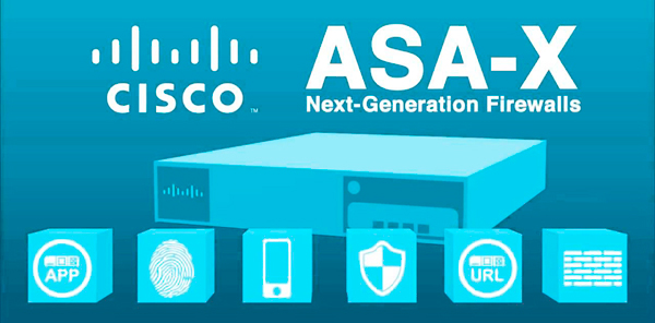 Cisco ASA 5500 Series Firewall