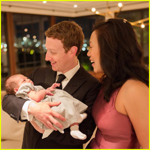 Mark Zuckerberg and Priscilla Chan welcome new daughter
