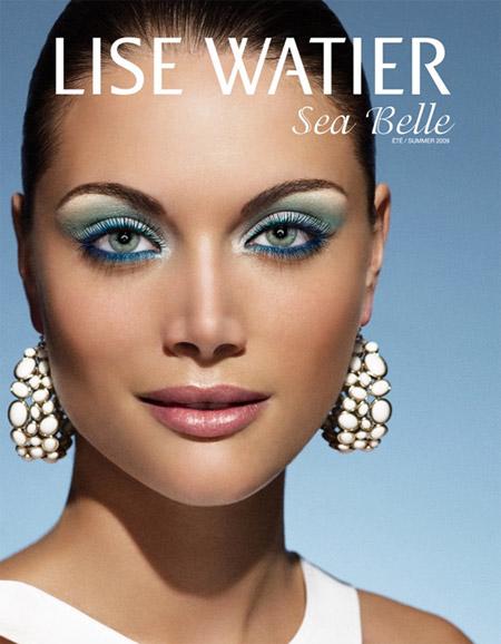 Lise Watier Sombra Azul Verão
