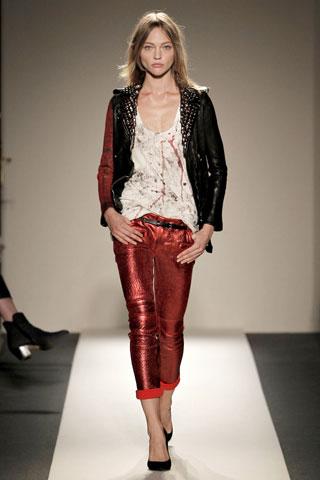 Balmain S-2011 collection