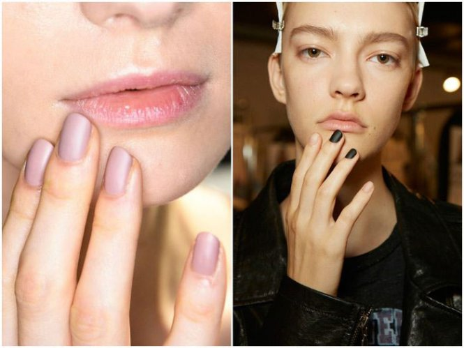 5 Nail Art Trends Of The Spring 2016 Beauty Makeup S