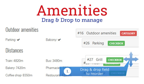 Amenities Management