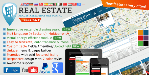 Real Estate Agency Portal - 12