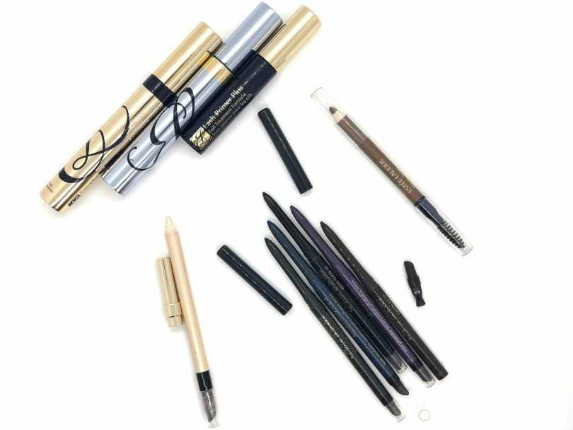 2733d60bdda Estee Lauder Waterproof Eyeliners+Lash Primer Plus+Sumptuous Extreme Lash  Multiplying Volume Mascara