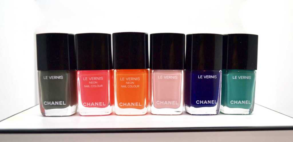 Chanel Le vernis limited edition