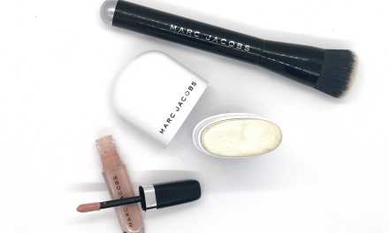 Marc Jacobs Glow Stick Glistening Illuminator +Hi Shine Gloss Lip Lacquer