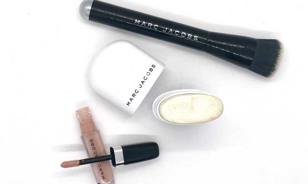 Marc Jacobs Glow Stick Glistening Illuminator +Hi Shine Gloss Lip Lacquer