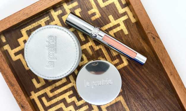 La Prairie Cellular Radiance Cream Blush+ La Prairie Cellular Lip Colour Effects