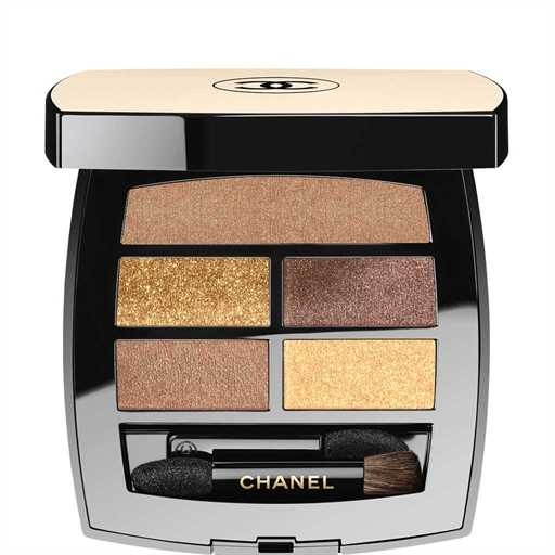 Les Beiges Healthy Glow Natural Eyeshadow Palette deep