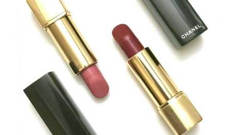National Lipstick Day With Chanel Rouge Allure Intense Lipstick