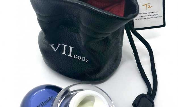VIIcode T2 Oxygen Eye Cream O3.0 – Review + Swatches
