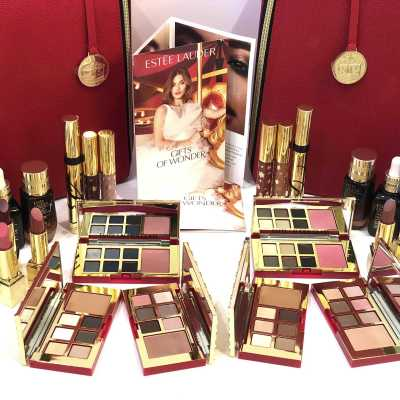 Este̅e Lauder Block Buster Set 2018 – A Perfect Holiday Beauty Gift + Enter A GIVEAWAY