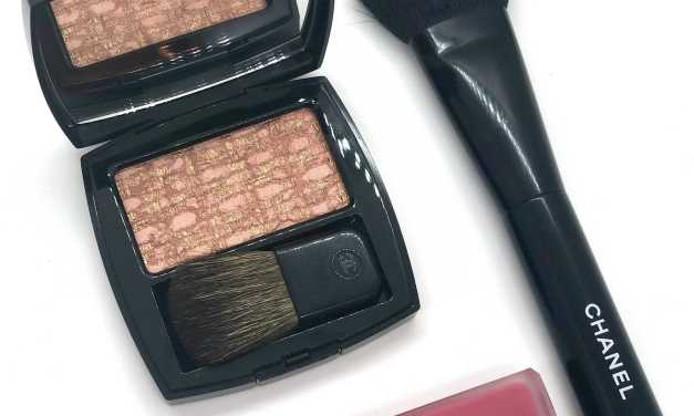 Chanel Tweed Beige Blush Les Tissages De Chanel – New Shade Tweed Beige + Rouge Allure Ink – Shade Euphorie – Review + Swatches
