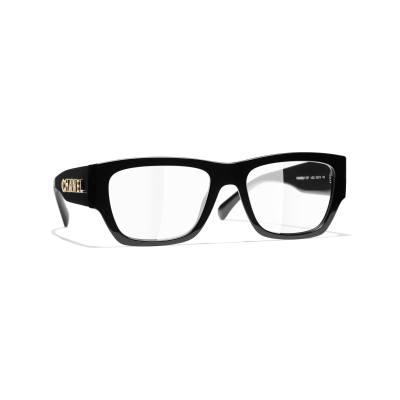 Chanel rectangle-eyeglasses