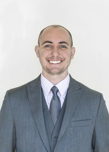 Ryan Beagle 2018 Genius Garage Aerospace student leader