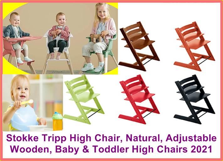 Stokke Tripp High Chair