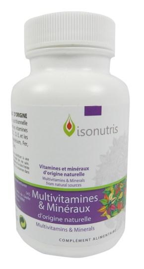 Vitamines bio