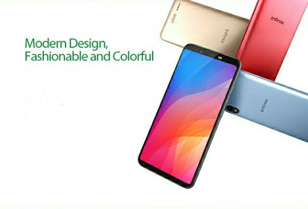 Infinix smart 2 design