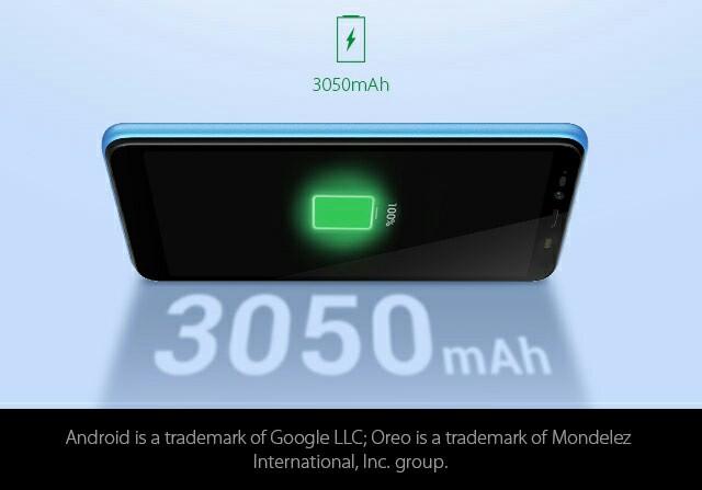 Infinix Smart 2 battery