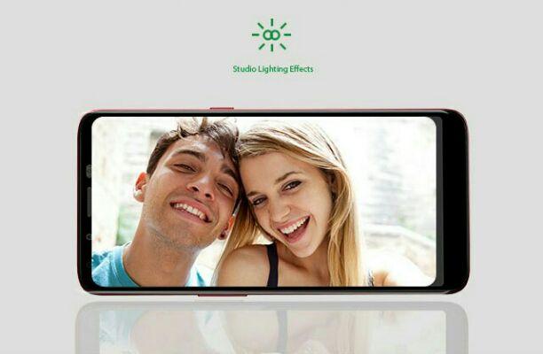 Infinix Hot 6 Selfie