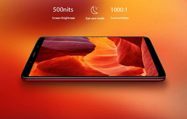 Infinix Hot 6 Pro display