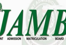 Jamb Result check 2020