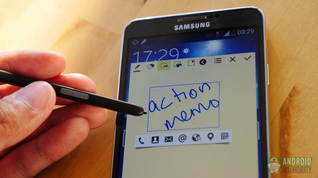 Galaxy Note 3 Stylus pen