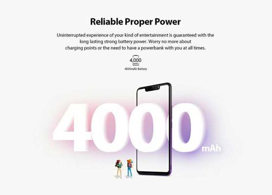Infinix hot 7 pro battery
