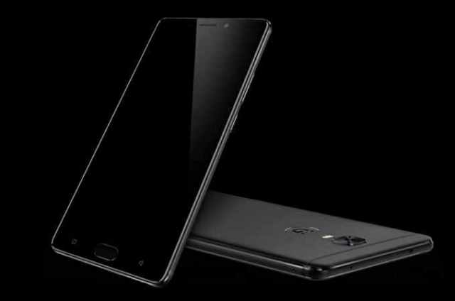 Gionee m6s plus design